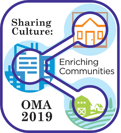 OMA 2019 - Sharing Culture: Enriching Communities