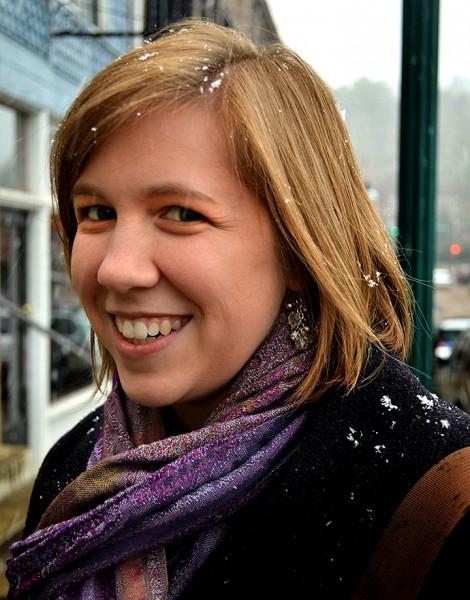 Photo Caption: Jessica Cyders, Curator/Registrar, Southeast Ohio History Center
