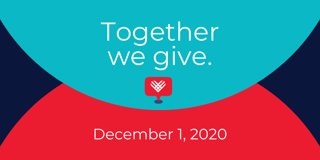 Giving Tuesday - December 1, 2020