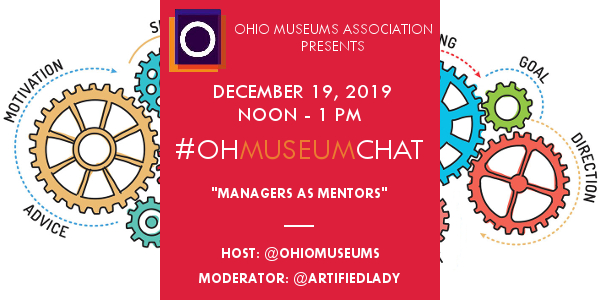 December 2019 #OHMuseumChat