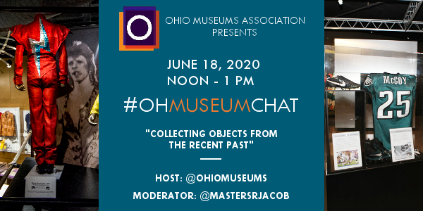 June 2020 #OHMuseumChat