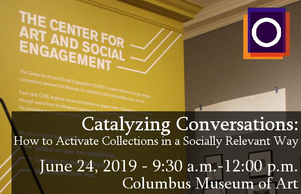 Catalyzing Conversations: How to Activate Collections in a Socially Relevant Way