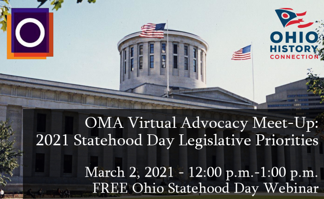 OMA Virtual Advocacy Meet-Up: 2021 Statehood Day Legislative Priorities