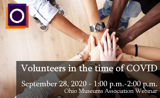 Volunteers in the time of COVID - OMA Webinar